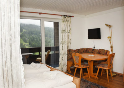 Haus Hoffmann Nassfeld Sonnenalpe Apartment Panorama